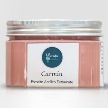 esmalte-acrílico-carmín