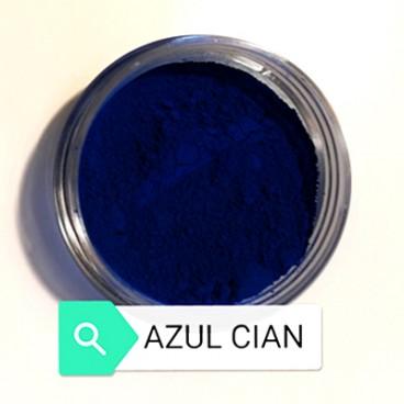 pigmento-azul-cian